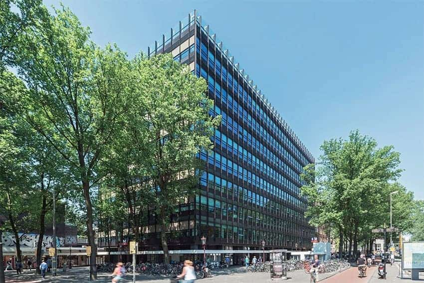 Weesperstaete office building Rotterdam