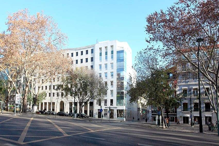 Liberdade Building