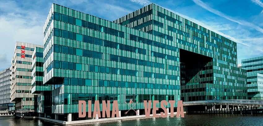 Diana & Vesta Amsterdam