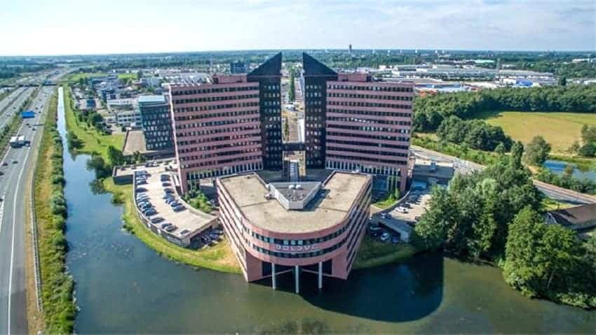 Bolduc - multi-tenant office building Den Bosch NL